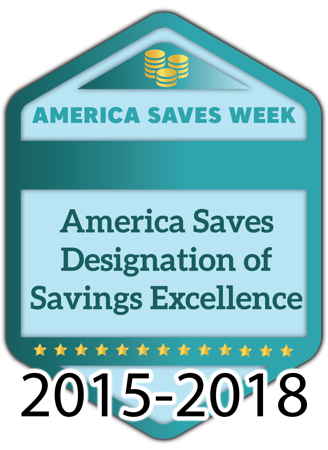 America Saves Designation of Savings Excellence